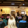 Održan književni susret sa Sanjom Pilić