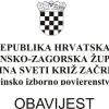 Obavijest o dežurstvu Općinskog izbornog povjerenstva