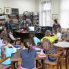 Posjet učenika 3 b razreda Općinskoj knjižnici i čitaonici
