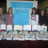 Izložba knjiga s potpisom autora u Osnovnoj školi
