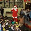Djed Mraz djelio darove predškolcima