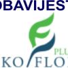 Obavijest tvrtke EKO-FLOR PLUS d.o.o.