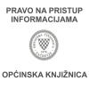 Pravo na pristup informacijama – knjižnica