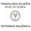 Financijski izvještaj knjižnice
