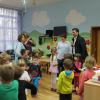 Druženje djece iz vrtića sa načelnikom i djelatnicima Općine