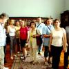 Posjet djelatnika Osnovne škole Rugvica i Matija Gubec, Knežija dvorcu Sveti Križ Začretje