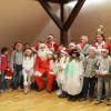 Djed Mraz u pratnji Zvončice posjetio Općinu Sveti Križ Začretje