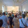 U dvorcu Sveti Križ Začretje otvorena izložba slika Zvonka Pižira