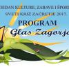 Program Tjedna kulture, zabave i športa 2017.
