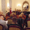 Otvorenje izložbe Mate Jurkovića i koncert pijanistice Aleksandre Golojka