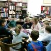 Učenici 3. a razreda u posjeti Općinskoj knjižnici