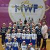 Začretske mažoretkinje sudjelovale na turniru  Zagreb Christmas Open