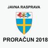Otvorena javna rasprava o Prijedlogu II. rebalansa proračuna Općine za 2018. godinu