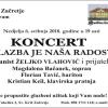 Koncert Željka Vlahovića i prijatelja u dvorcu