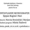 Predstavljanje monografije Stjepan Roginić-Hari