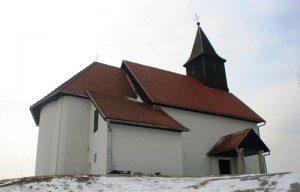 Kapela Svete Ane u Završju Začretskom