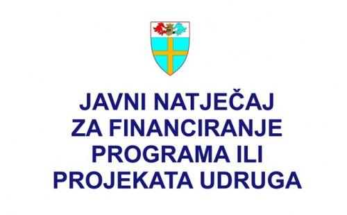 LokalnaHrvatska.hr Sveti Križ Začretje Odluka o dodjeli sredstava za financiranje programa ili projekata udrugama