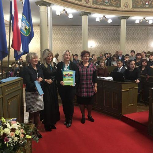 Općina Sveti Križ Začretje nagrađena je Poveljom za provedenu Naj akciju